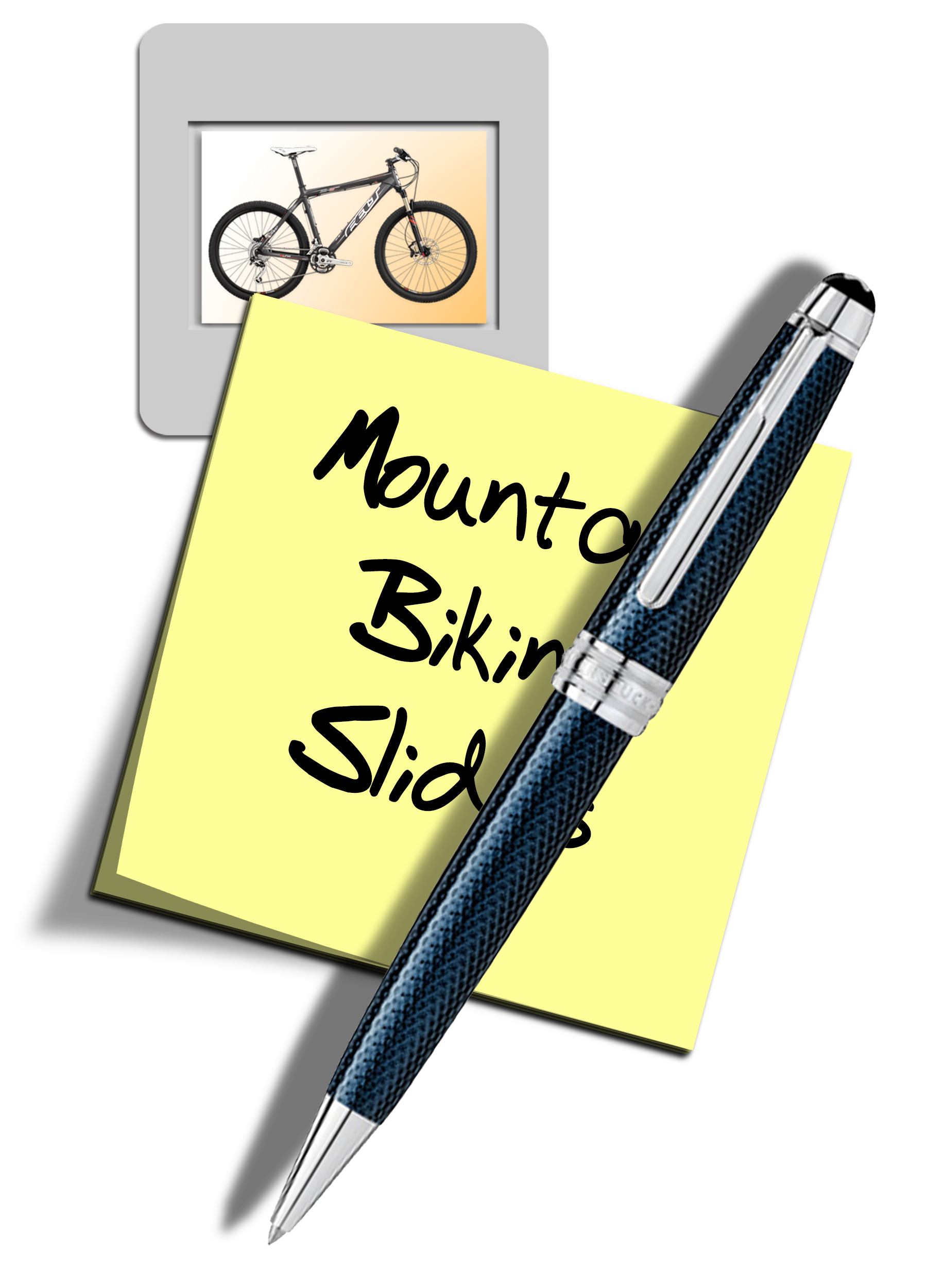 Mountain Bike Slides